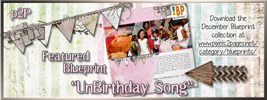 unbirthday song banner