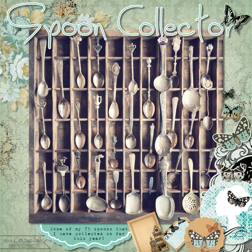 Spoon Collector