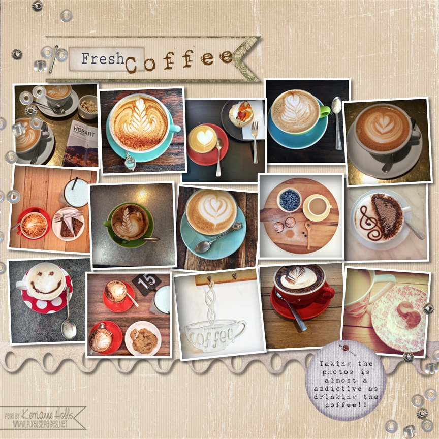 coffee page