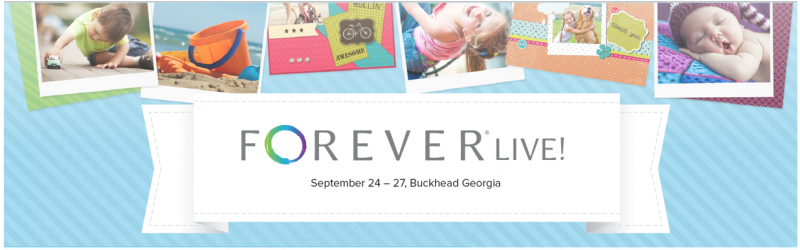 Forever LIVE! Sept 24-27 2015 The Picture Party of the Year!