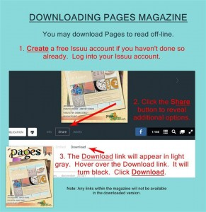 Issuu download instructions