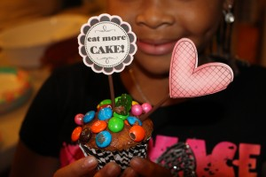cupcakes and hybrid crafts