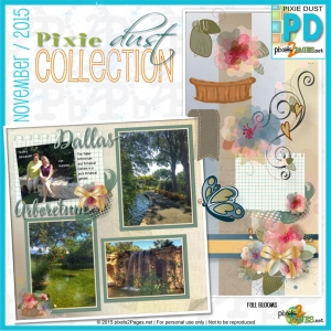 Digital scrapbooking using Artisan and Historian software at pixels2Pages.net