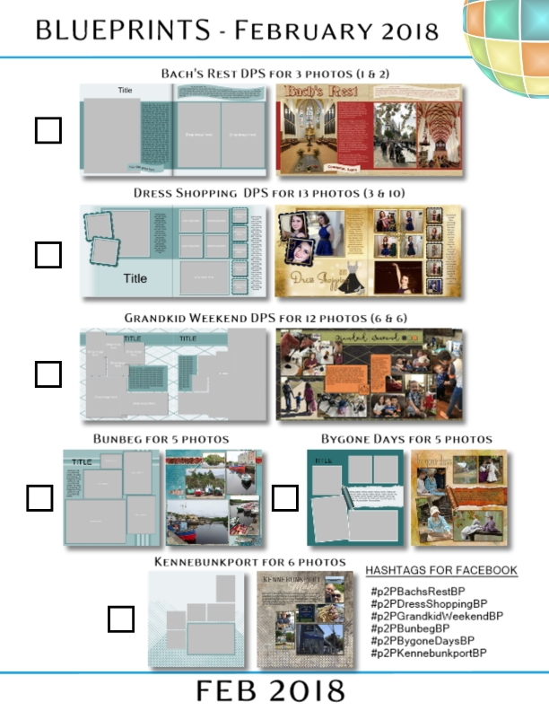 Pixels2pages blueprint checklists previous blueprint checklists by year of publication malvernweather Gallery